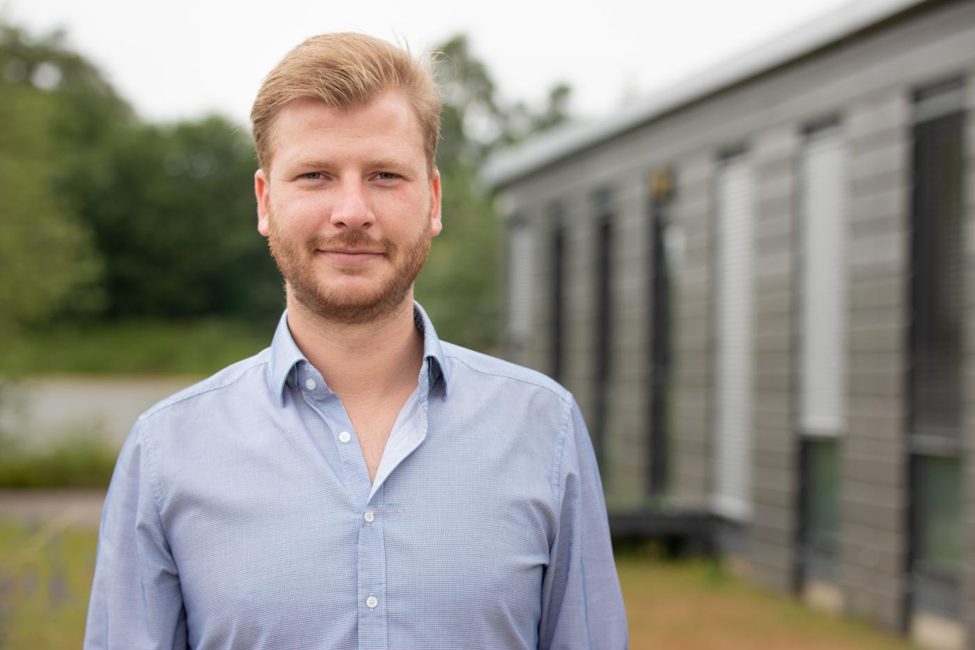 Moritz Stetzkamp (Vorstand)